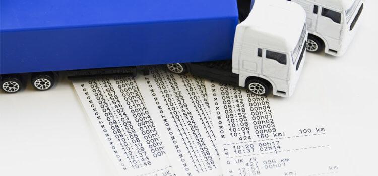 Fahrtenschreiberanalyse