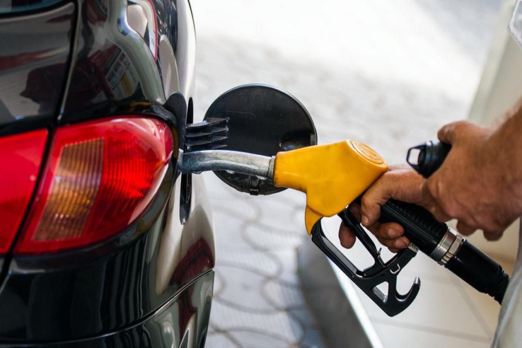 kraftstoff sparen